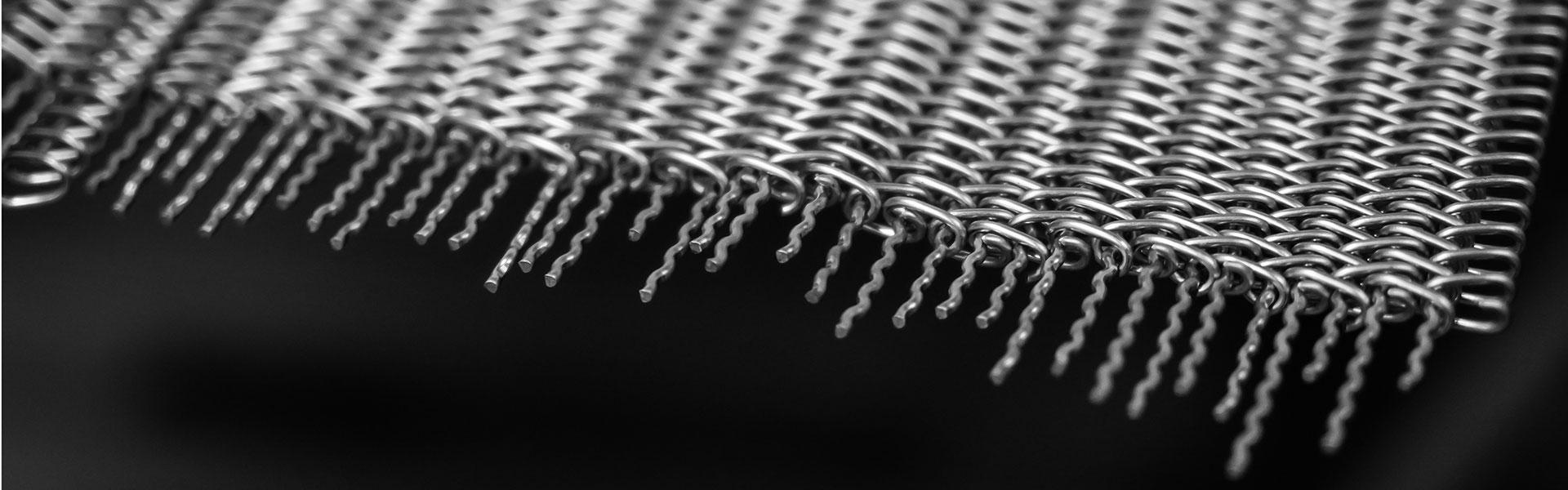 Produzione nastri metallici made in italy